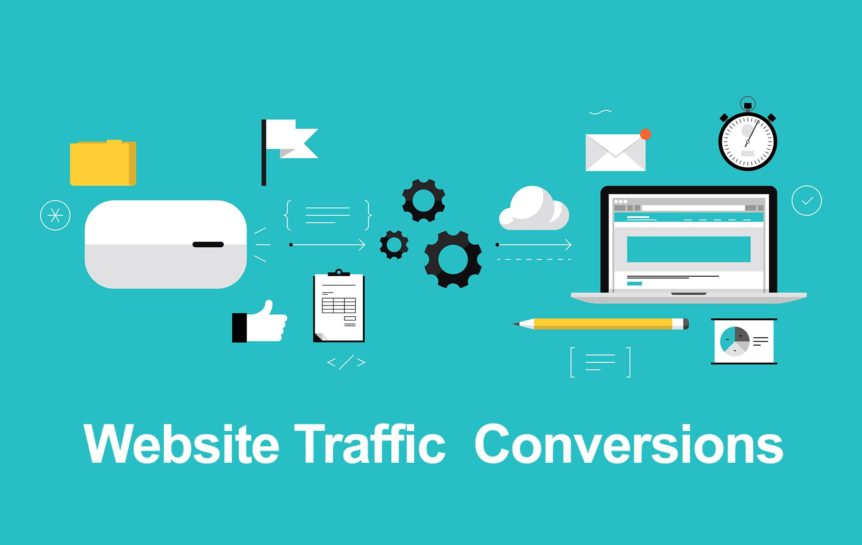 3 tips to help your website traffic conversions