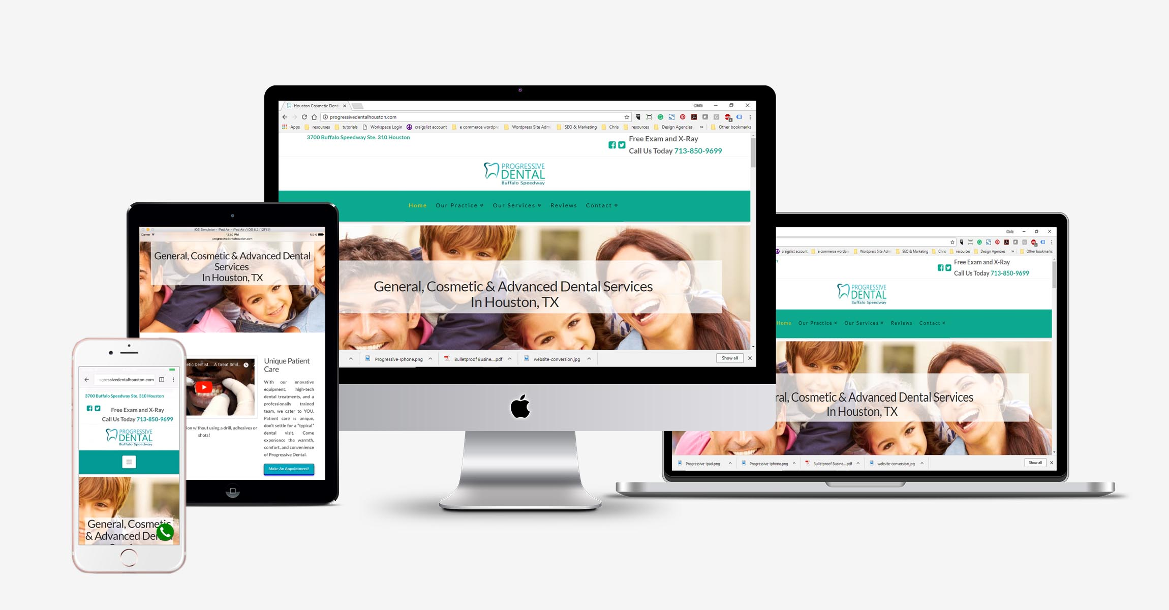 WordPress Website Houston TX