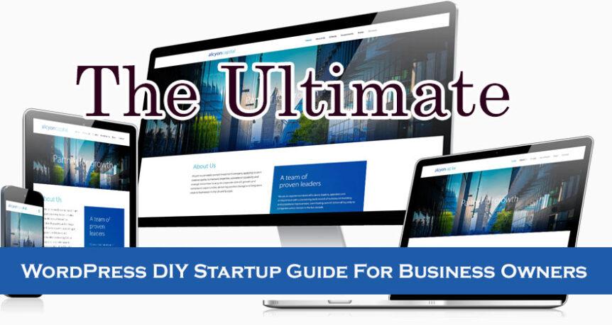 WordPress DIY Startup Guide For Business Owners Hughbanks Design