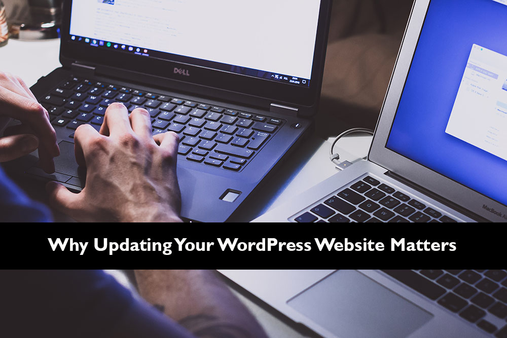 Why updating your WordPress Website Matters