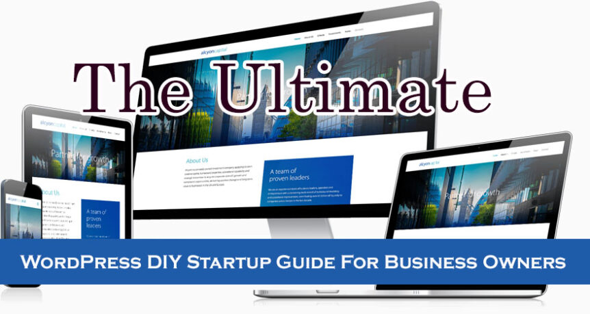 WordPress DIY Startup Guide For Business Owners Hughbanks Design