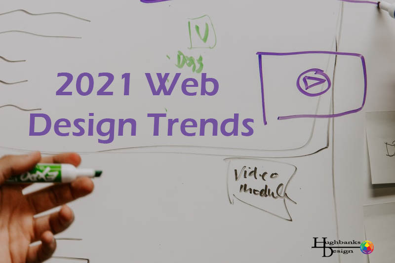 2021 Web Design Trends